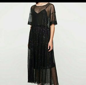 Small Sequin stretch dress